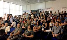 População demonstra indignação contra o descaso de Crespo na saúde