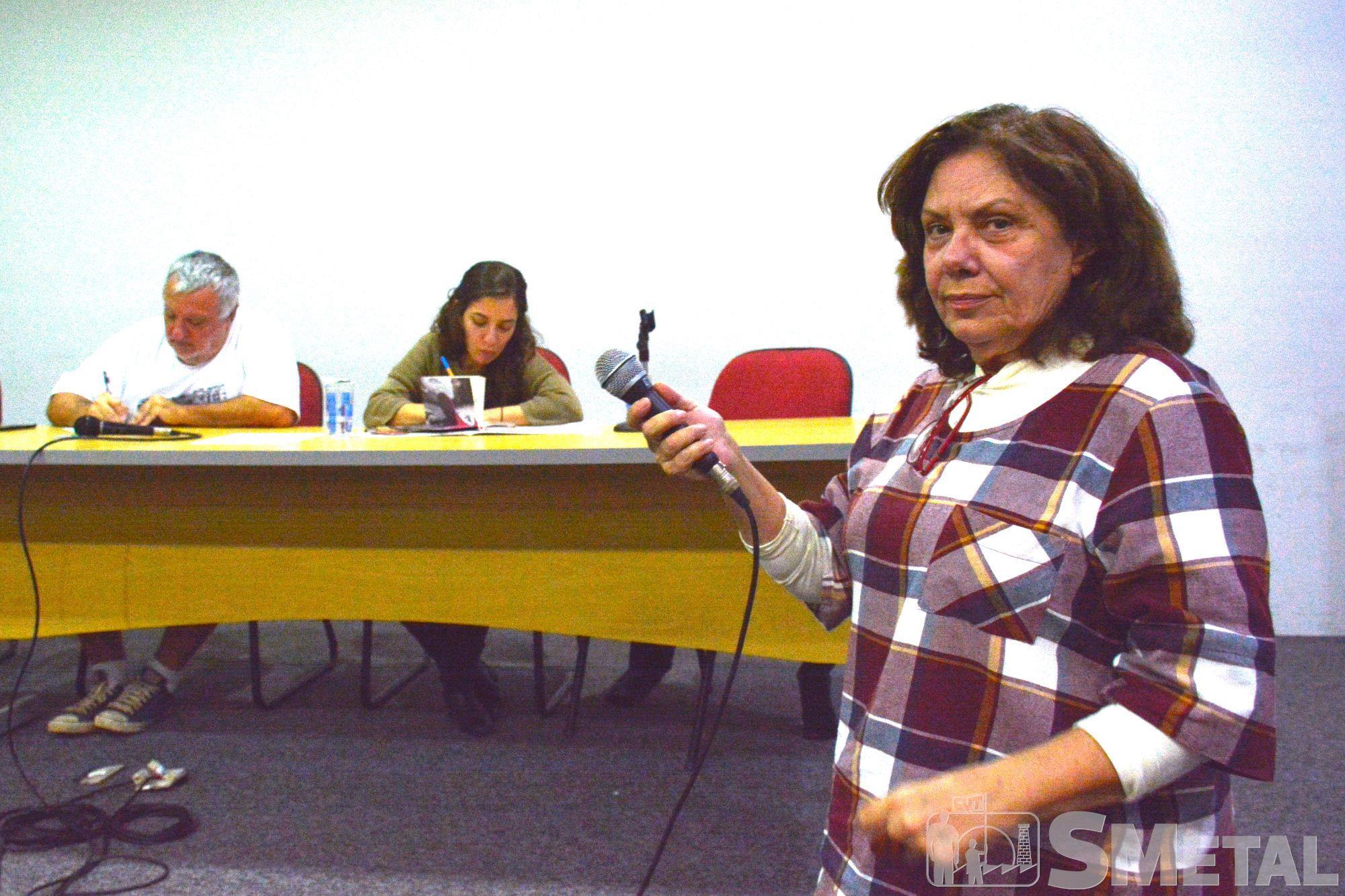 """comunicação,  formação,  smetal,  sorocaba,  arbex,  , Foguinho/Imprensa SMetal, Debate """"A Batalha das Ideias: da resistência à ofensiva"""" no SMetal"""