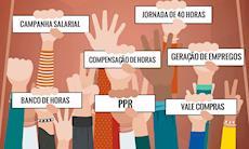SMetal firma mais de 1400 acordos coletivos e garante direitos