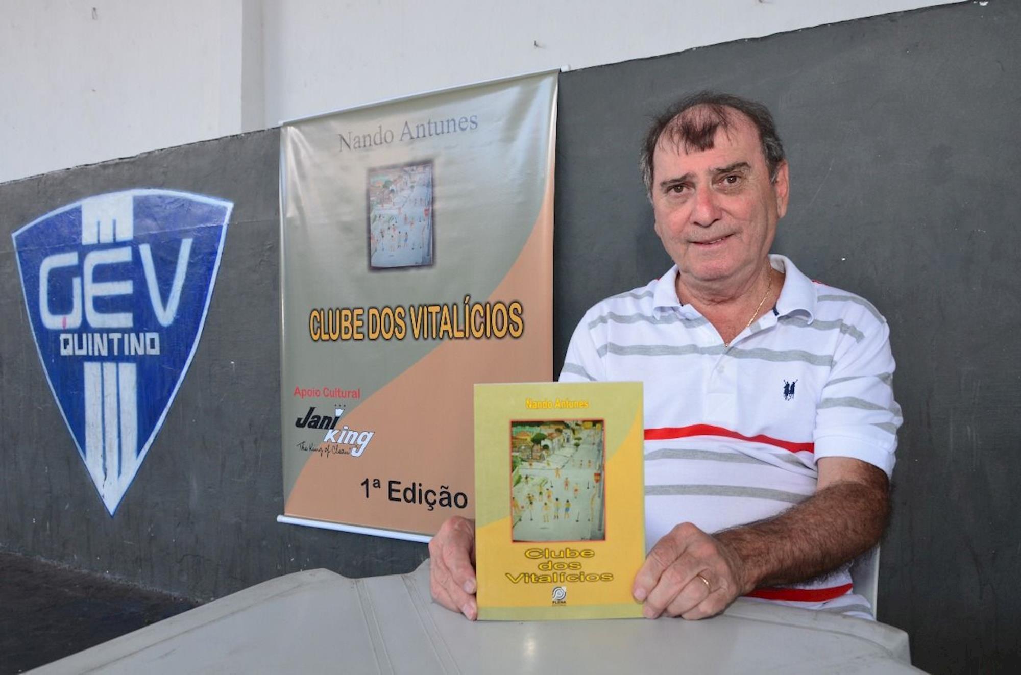 Nando, Antunes, Divulgação
