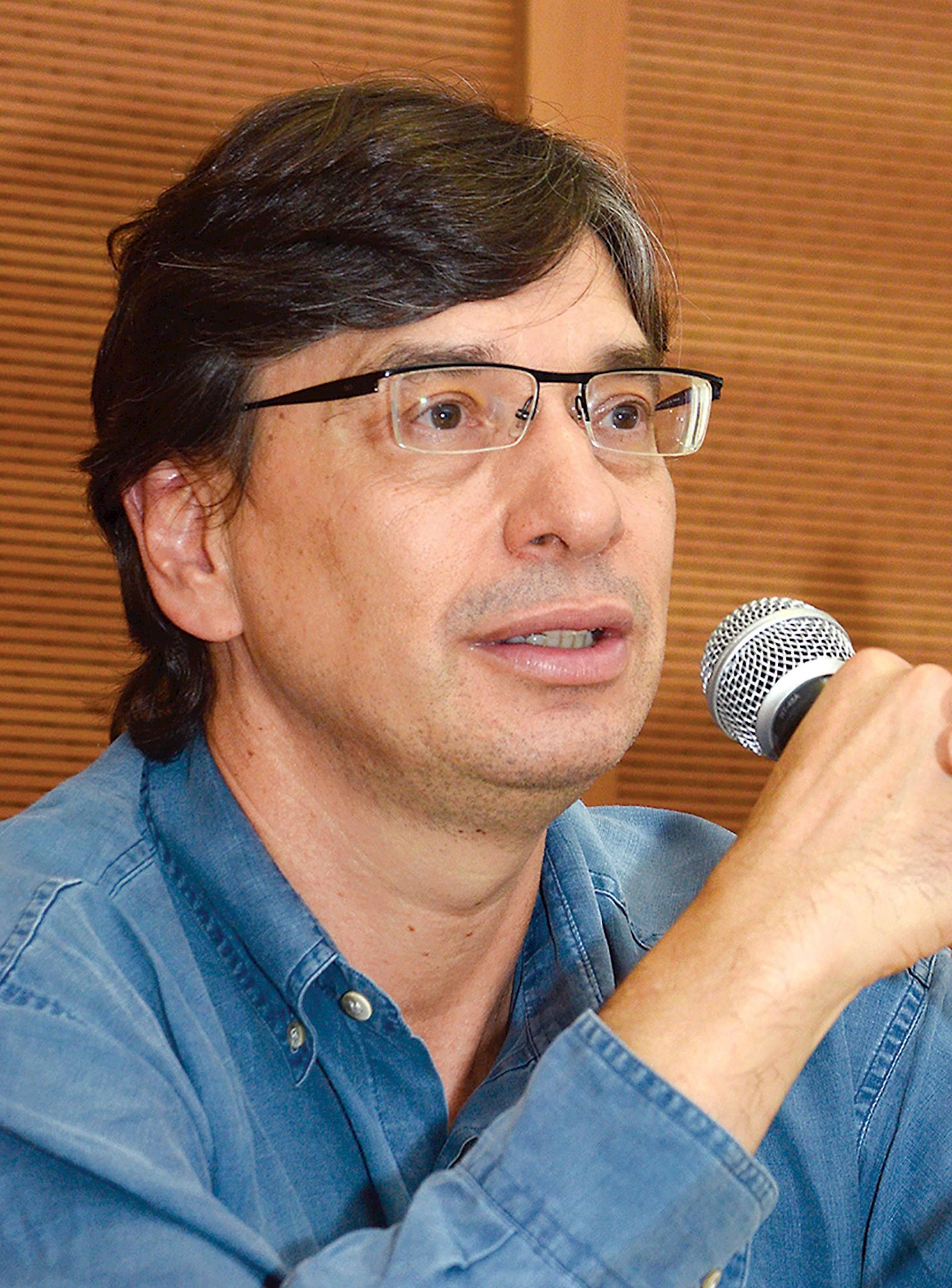 Marcio, Pochmann, Arquivo/Foguinho Imprensa SMetal
