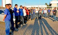 Trabalhadores da Hiter e TT Steel aprovam acordo de PPR