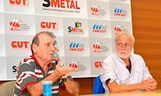 Evento com Nando e Afonsinho debate futebol arte e de resistência
