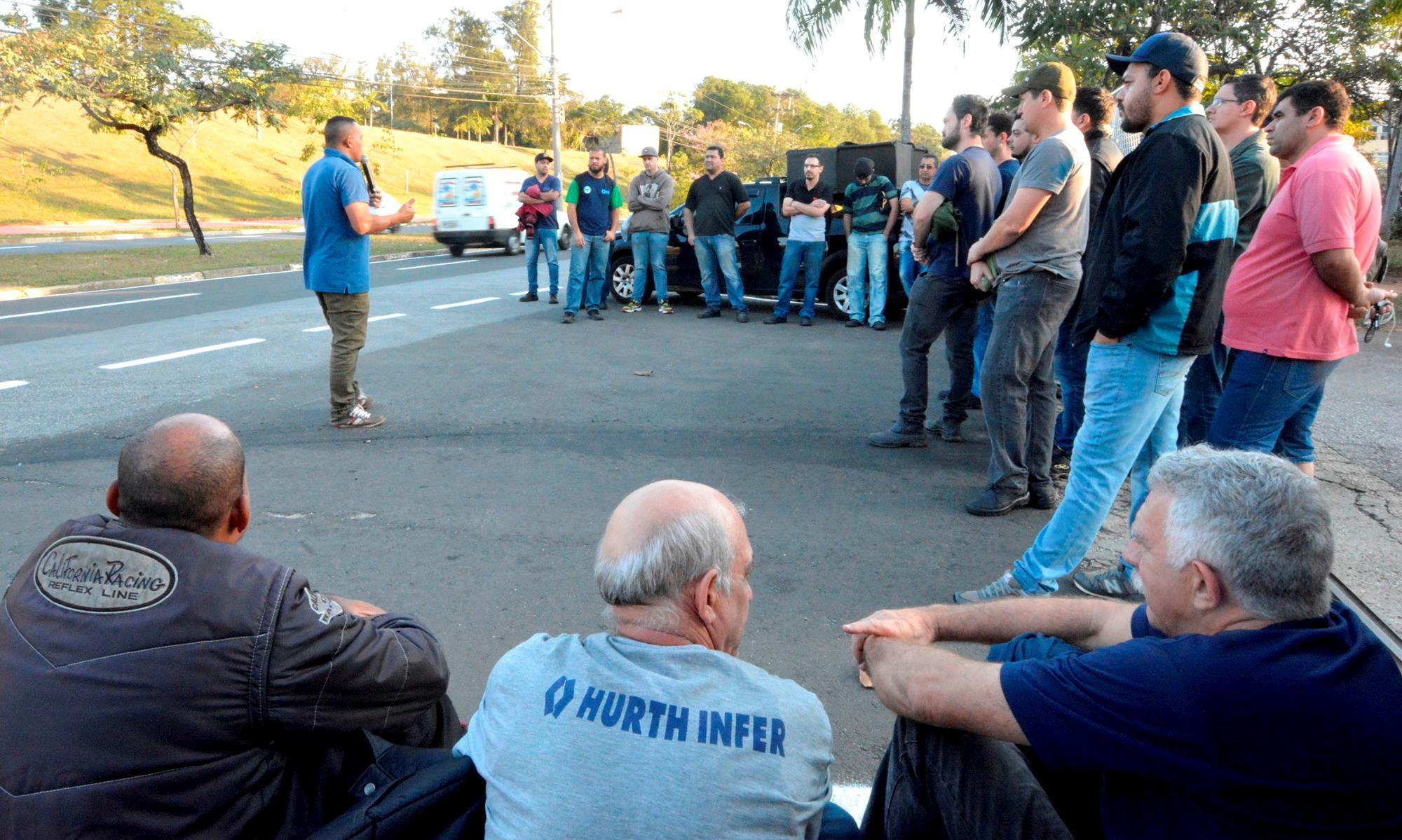 Sindicato faz acordo de jornada 2x2 para trabalhadores da Hurth Infer