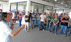 Trabalhadores da Gerdau e New Safes conquistam aumento no PPR