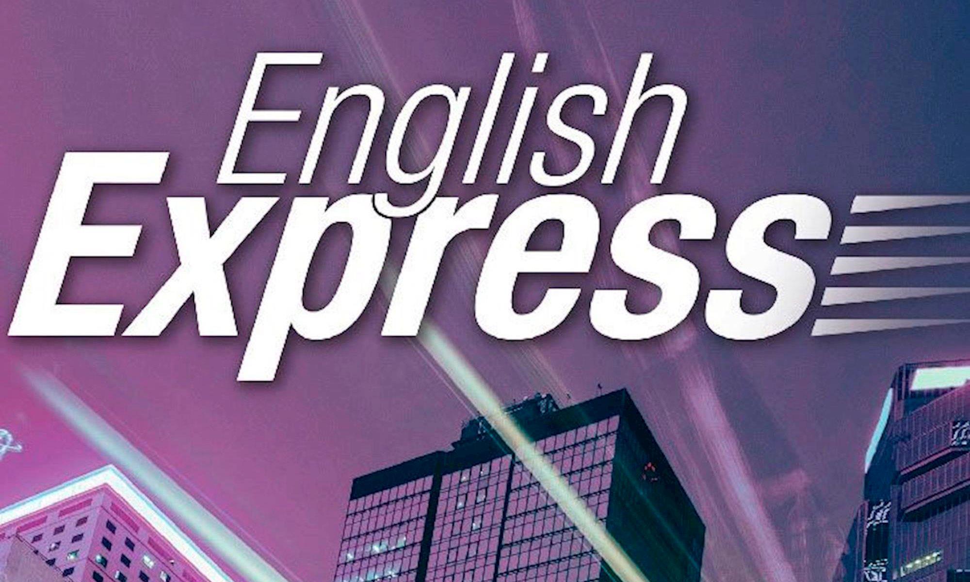 express, ingles,, Divulgação