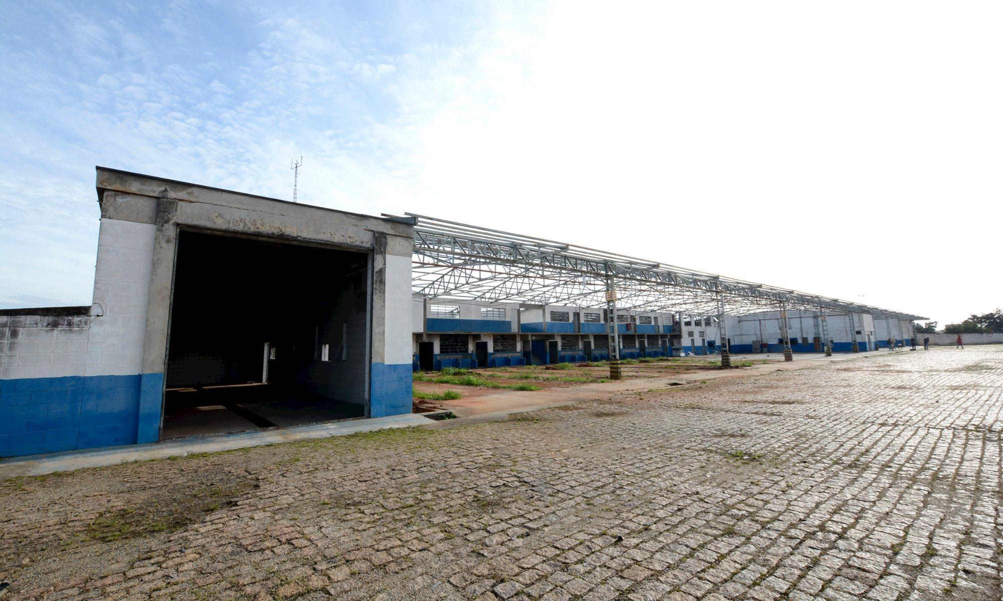 hospital, municipal, sorocaba, Foguinho/Arquivo SMetal
