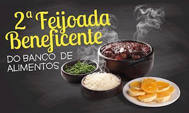 Banco de Alimentos promove feijoada beneficente em agosto