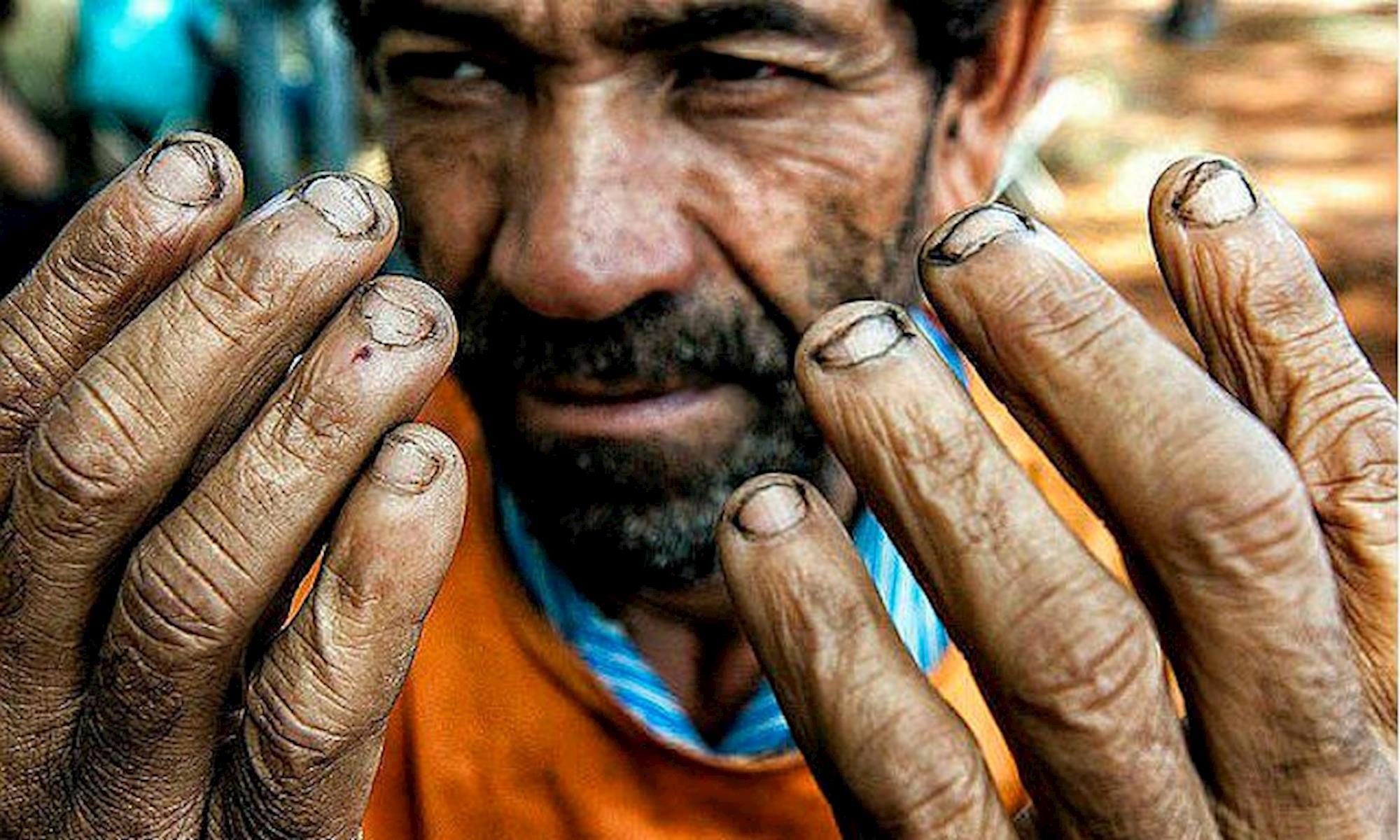 escravo, trabalho, SÉRGIO CARVALHO MTE/REPRODUÇÃ