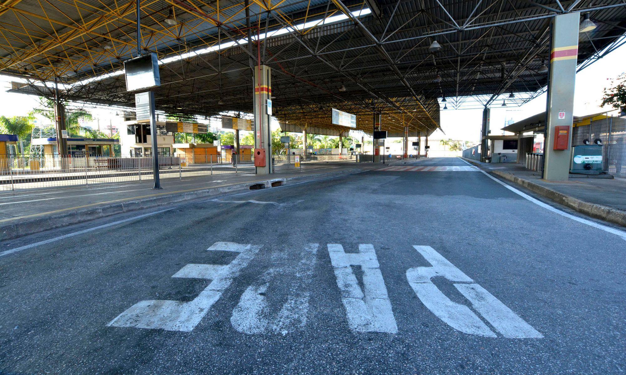 onibus, terminal, , Arquivo / Foguinho Imprensa SMetal