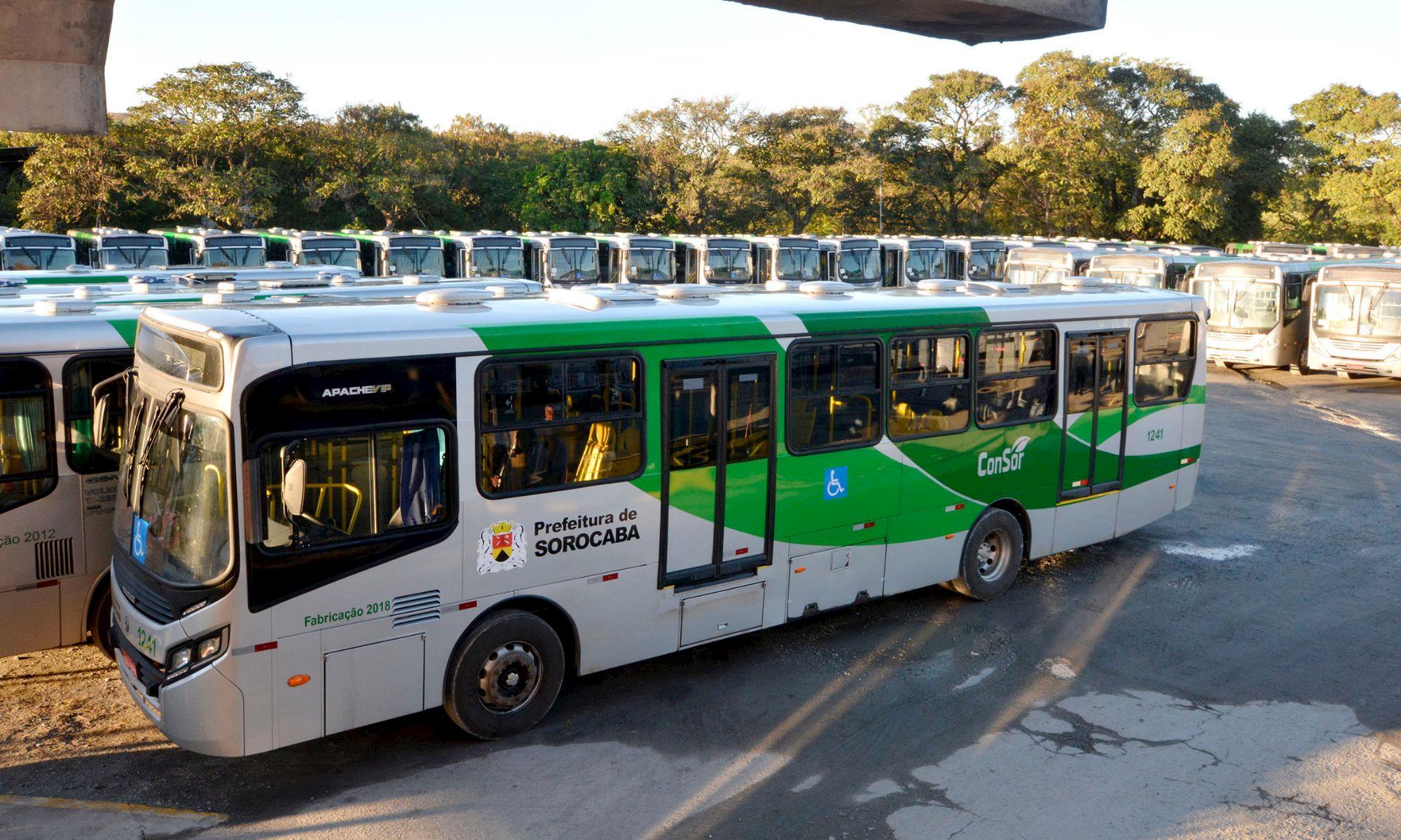 transporte, ônibus, sorocaba, basta, , Foguinho/Imprensa SMetal