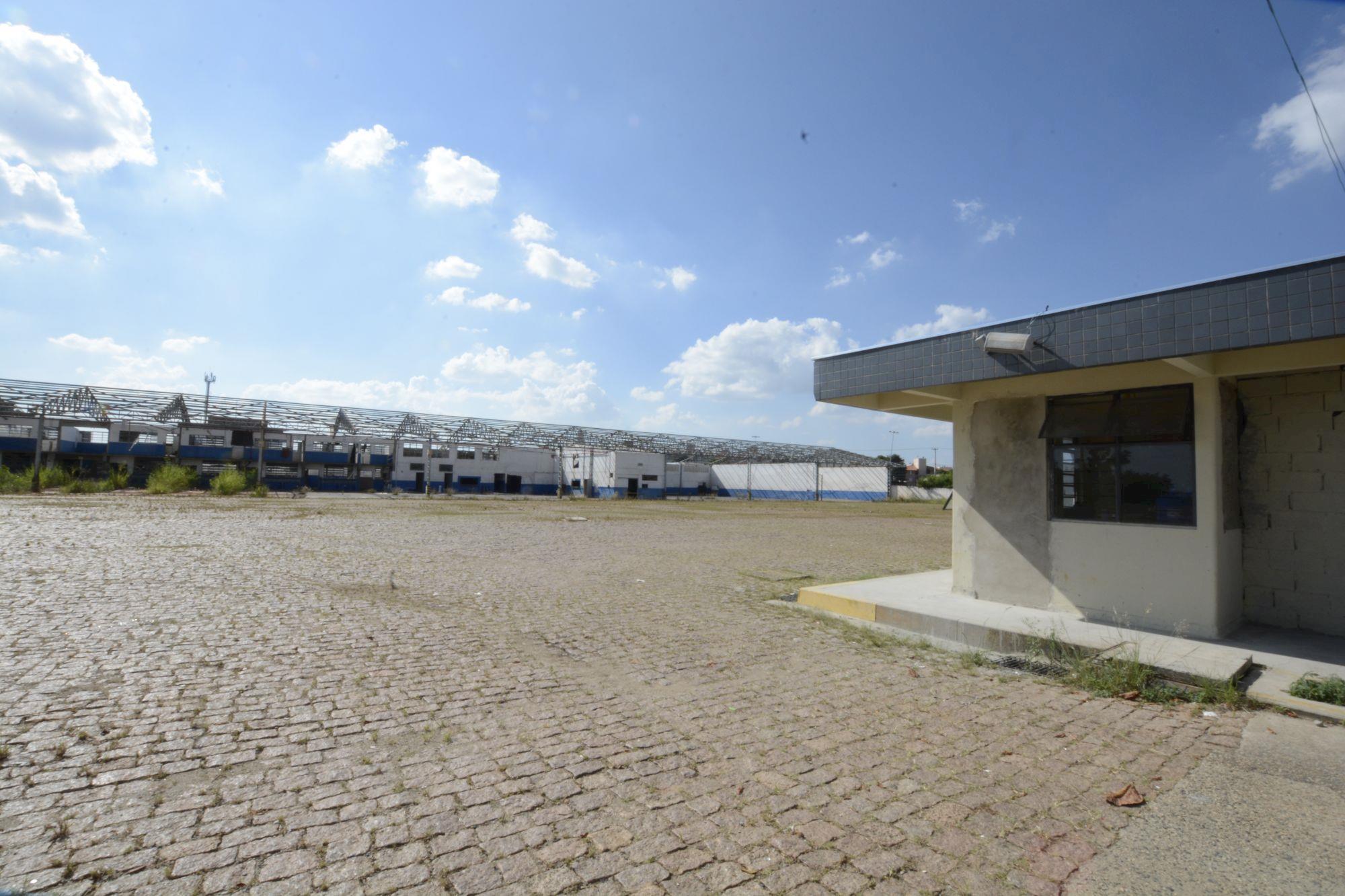 Terreno, hospital, municipal, Arquivo/Imprensa SMetal