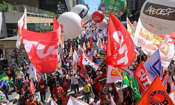 Centrais exigem revogação da Reforma Trabalhista e basta de retrocesso