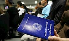 Falta trabalho para 27,6 milhões de brasileiros, de acordo com PNAD