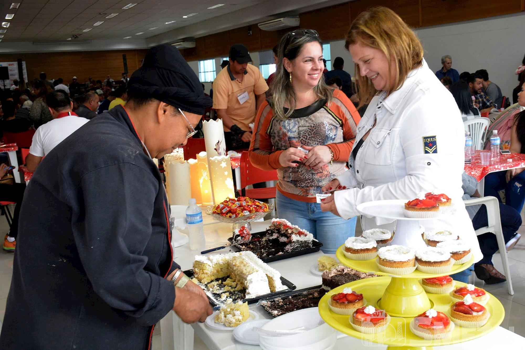 feijoada,  banco,  alimentos,  beneficente, Foguinho/Imprensa SMetal, Confira as fotos da 2ª Feijoada Beneficente do Banco de Alimentos