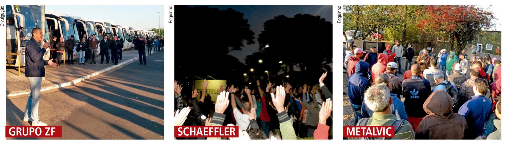 assembleia, campanha,, Foguinho/Imprensa SMetal