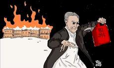 EDITORIAL: O país está em chamas