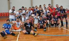 Equipe da Johnson é a campeã da 1ª da Taça da Independência de Futsal
