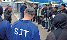 Trabalhadores da SJT conquistam cesta básica