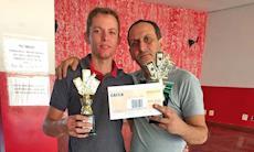 Dupla da GK 108 vence o torneio de Truco