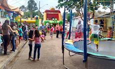 Festa de Cosme e Damião recebe doações para atender 60 crianças