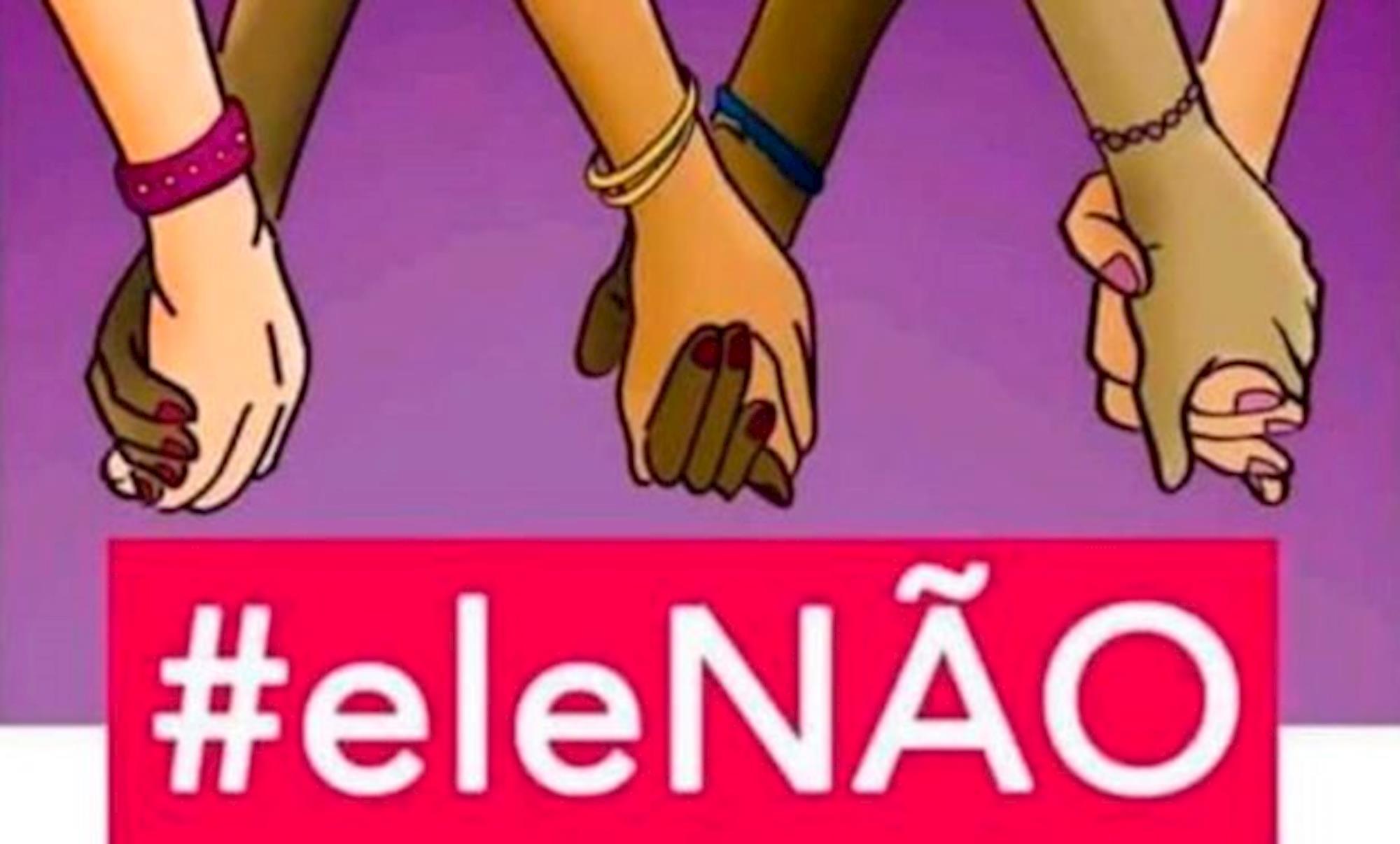 ele, não, #Elenão