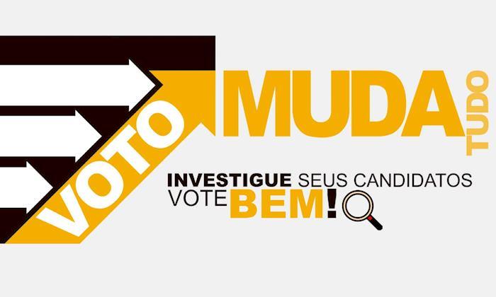 MOMENTO DECISIVO: o seu voto como agente transformador da sociedade