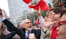 Eduardo Suplicy cumpre agenda em Sorocaba e região