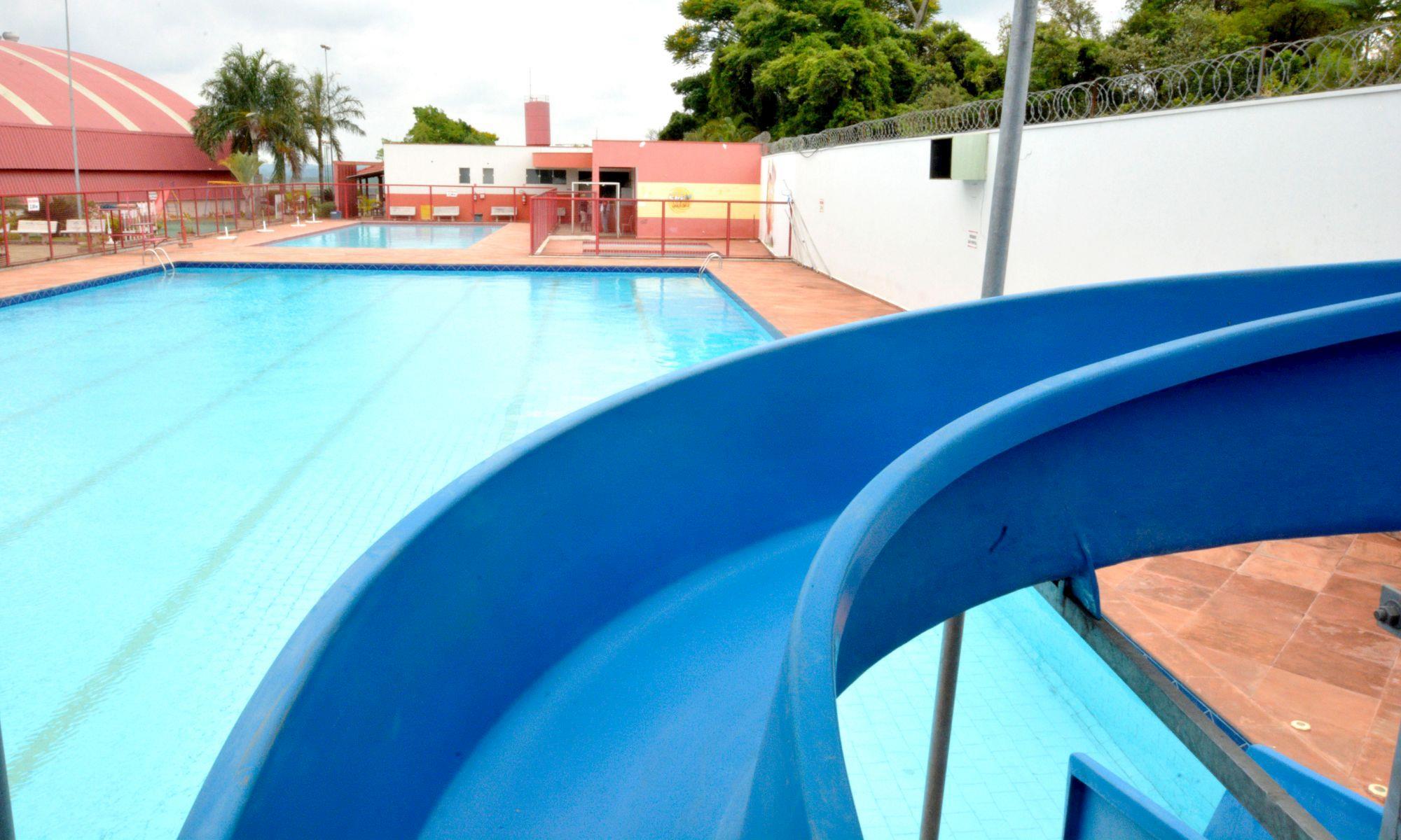 piscina, sorocaba, smetal, clube, Foguinho/Imprensa SMetal
