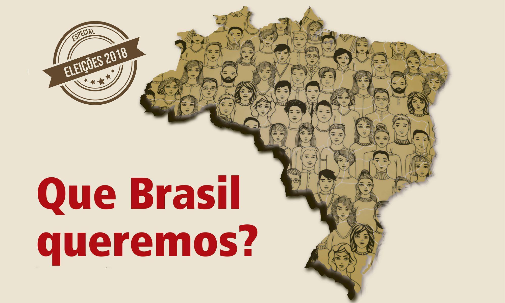 brasil, eleição, capa, Divulgação