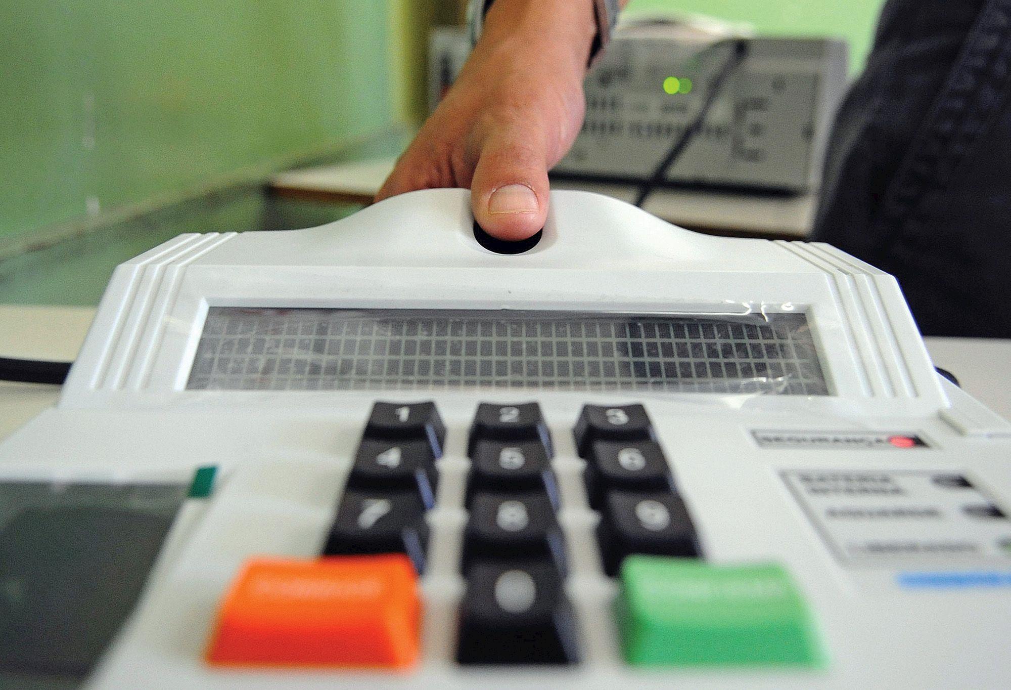 biometria, eleição, sorocaba, Wilson Dias/ABR