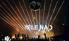Roger Waters, ex-Pink Floyd, protesta contra Bolsonaro durante show