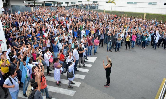 Aumento no PPR dos trabalhadores da Flex pode chegar a 9%