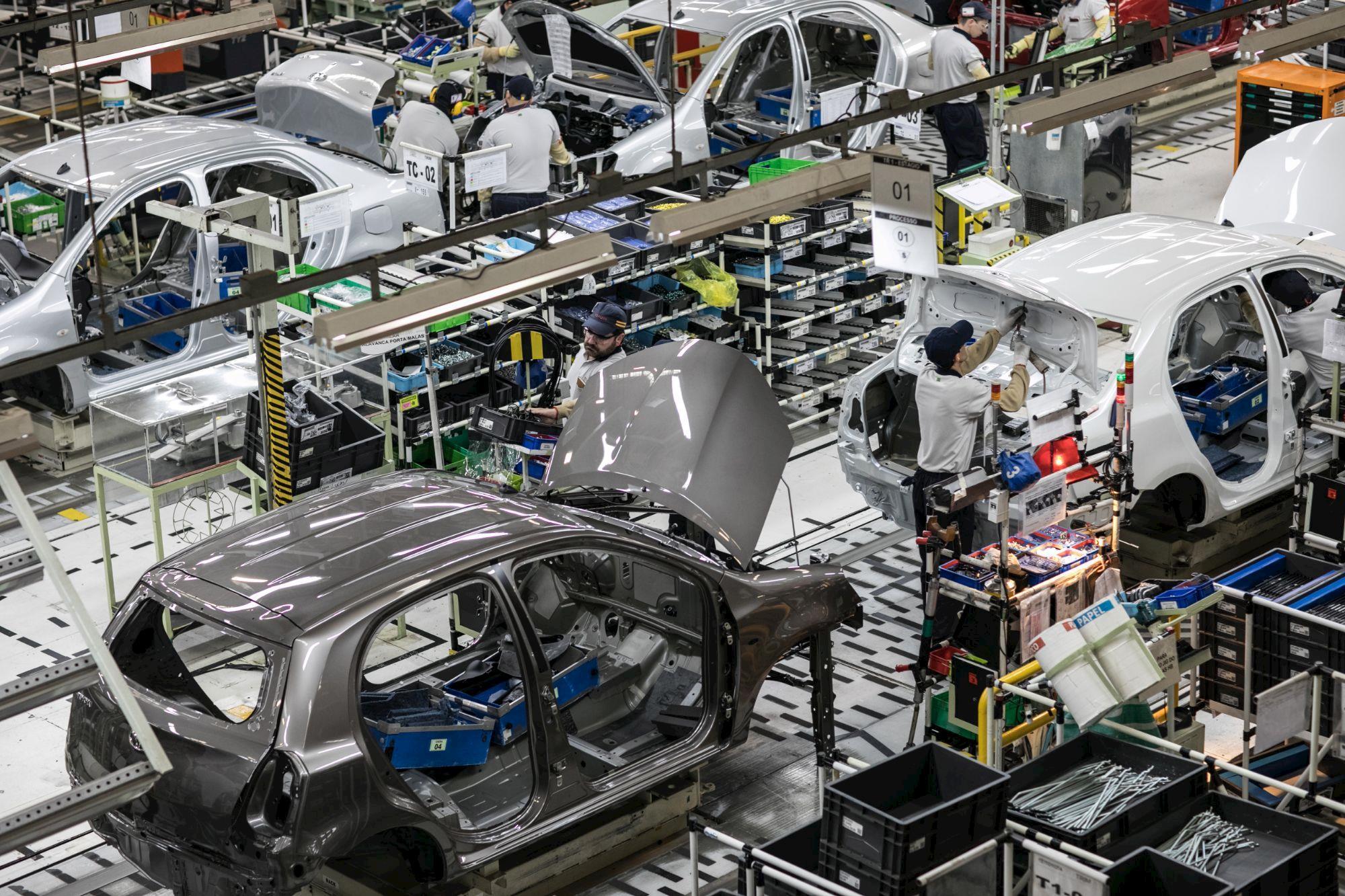toyota, emprego, turno, sorocaba, montadora, Divulgação Toyota do Brasil (banco de imagens)