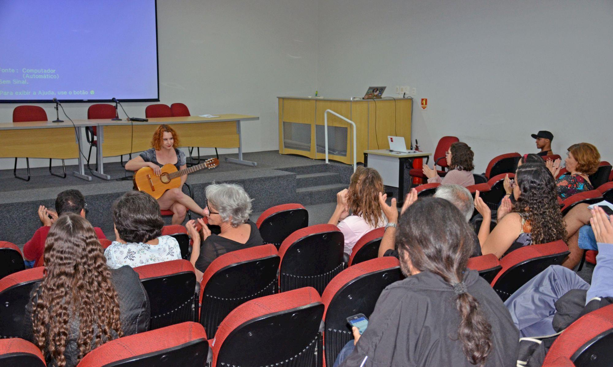 Flor, Maria, show, seminário, Fernanda Ikedo/ Imprensa SMetal