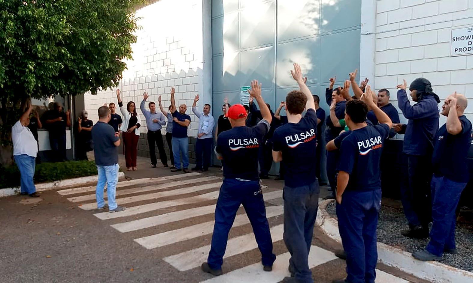 Metalúrgicos da Copabo conquistam reajuste de 5% e PPR