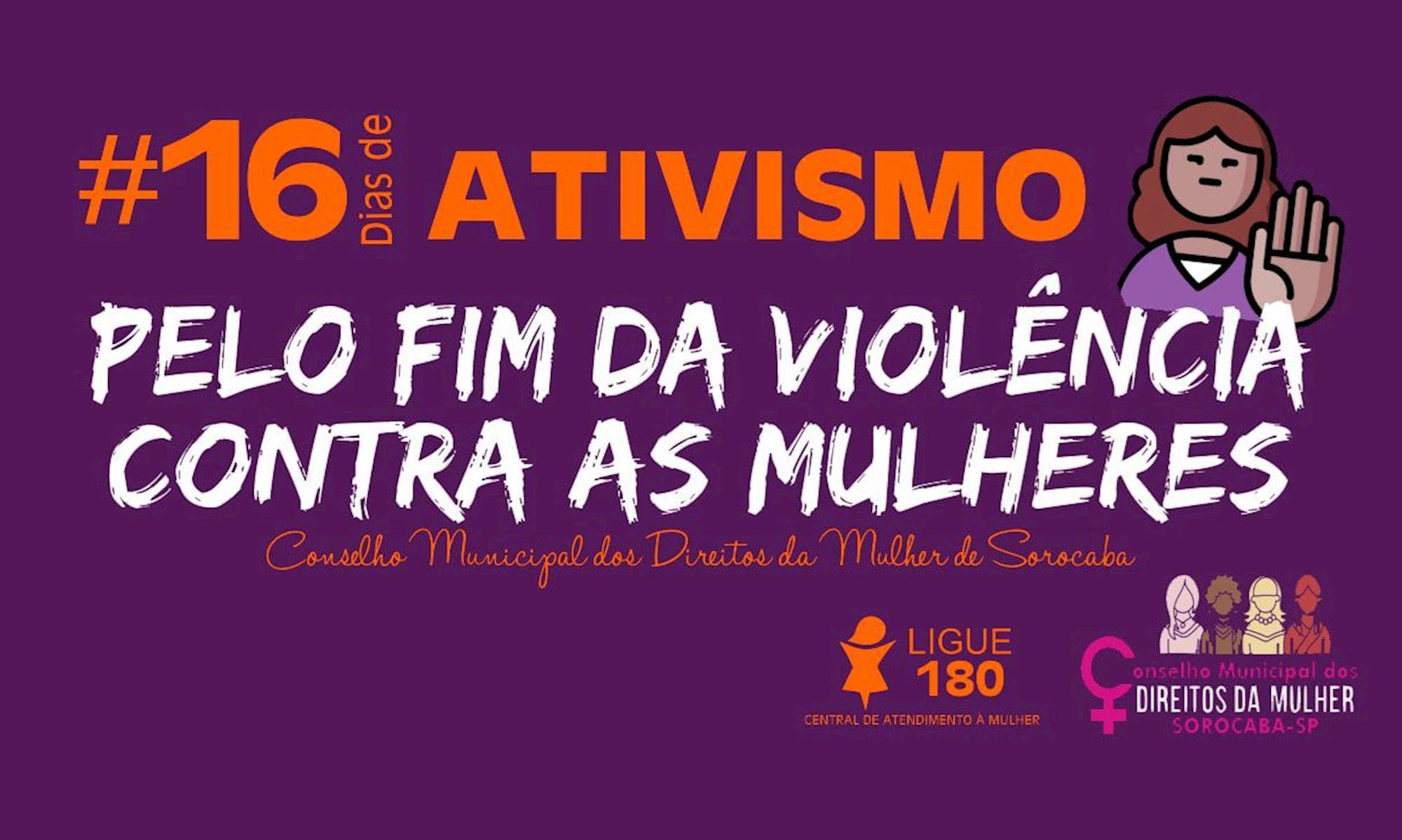 divulgação, mulher, campanha, violência, ativismo, Divulgação