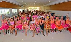 Baque Mulher comemora os 10 anos com Encontro Nacional em Sorocaba