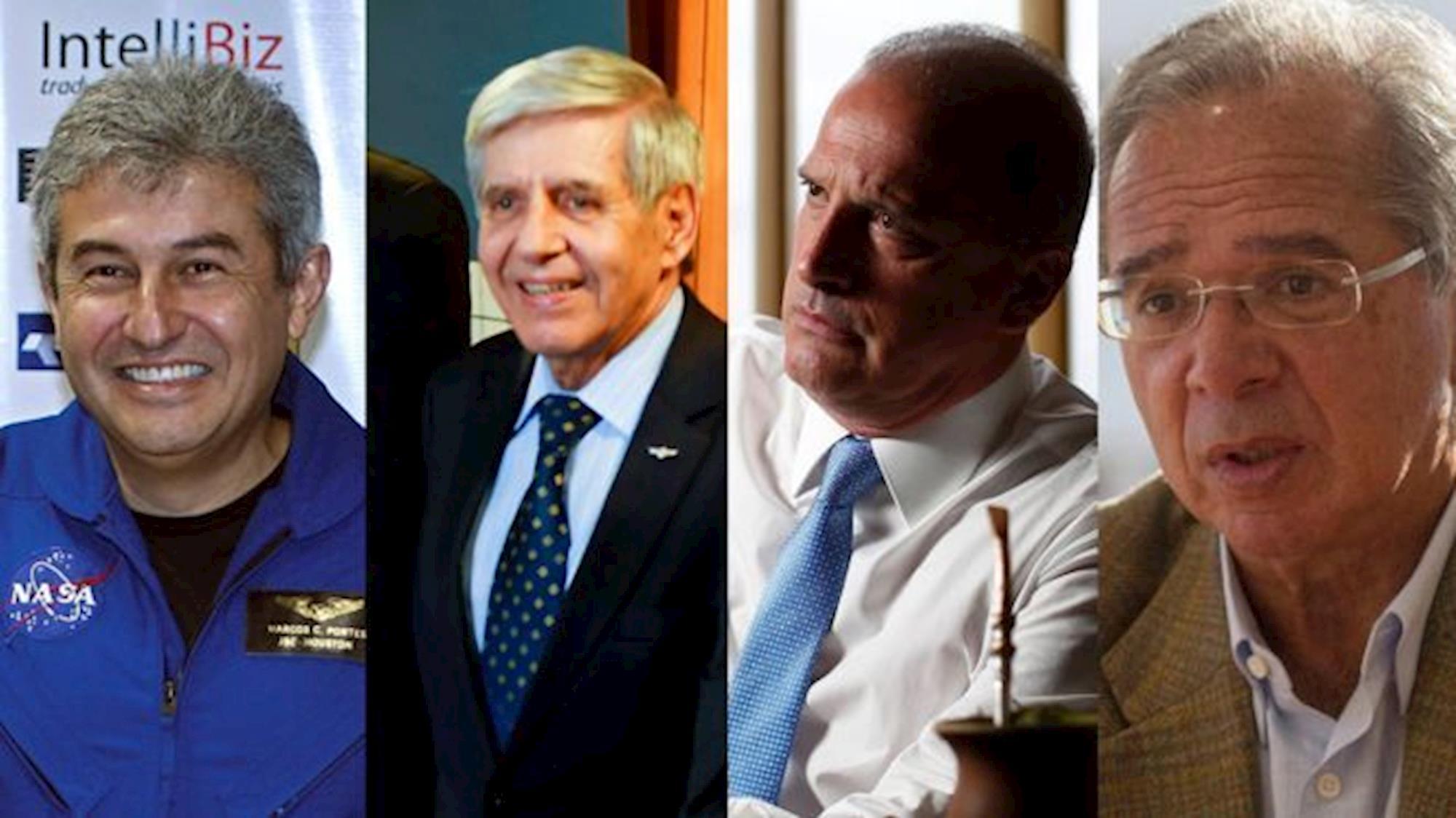 ministro, governo, bolsonaro,, AFP/GETTY