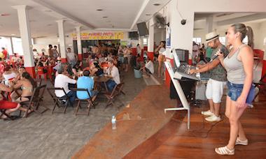 Banda Rubnets faz show no Clube de Campo neste domingo, 20