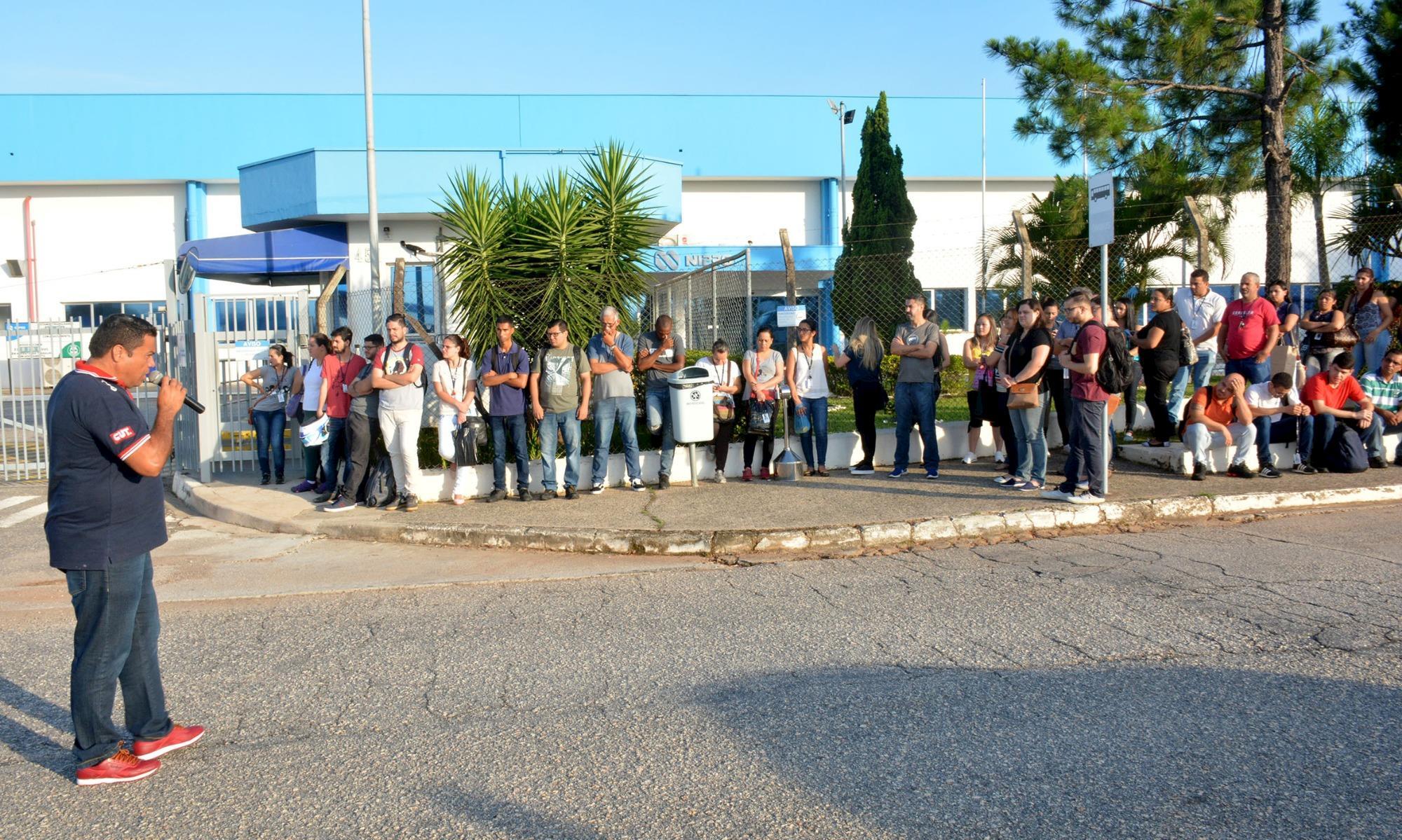Trabalhadores da Nipro aprovam Comunicado de Greve