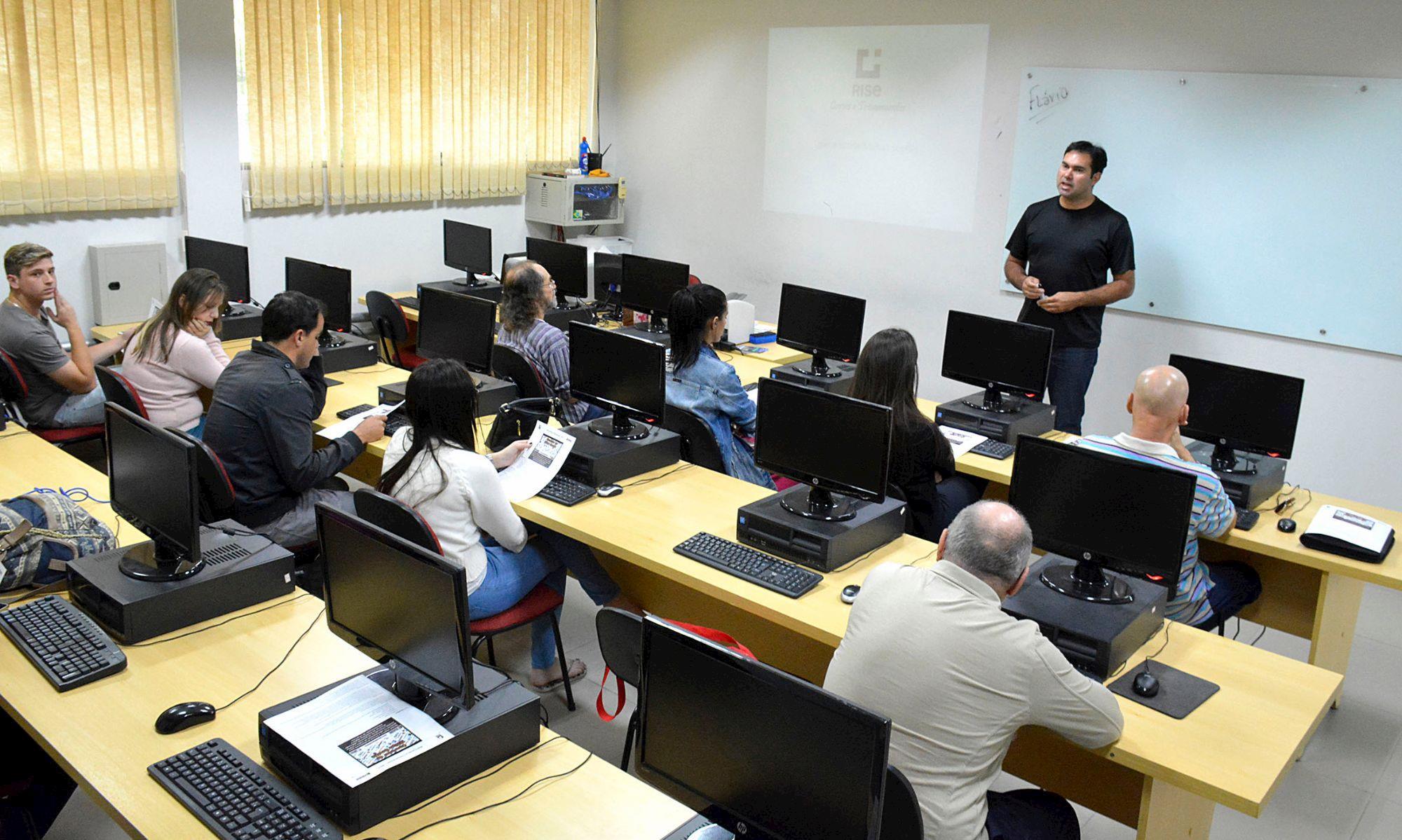 curso, rise, gratuito, qualificação,, Arquivo/Foguinho Imprensa SMetal