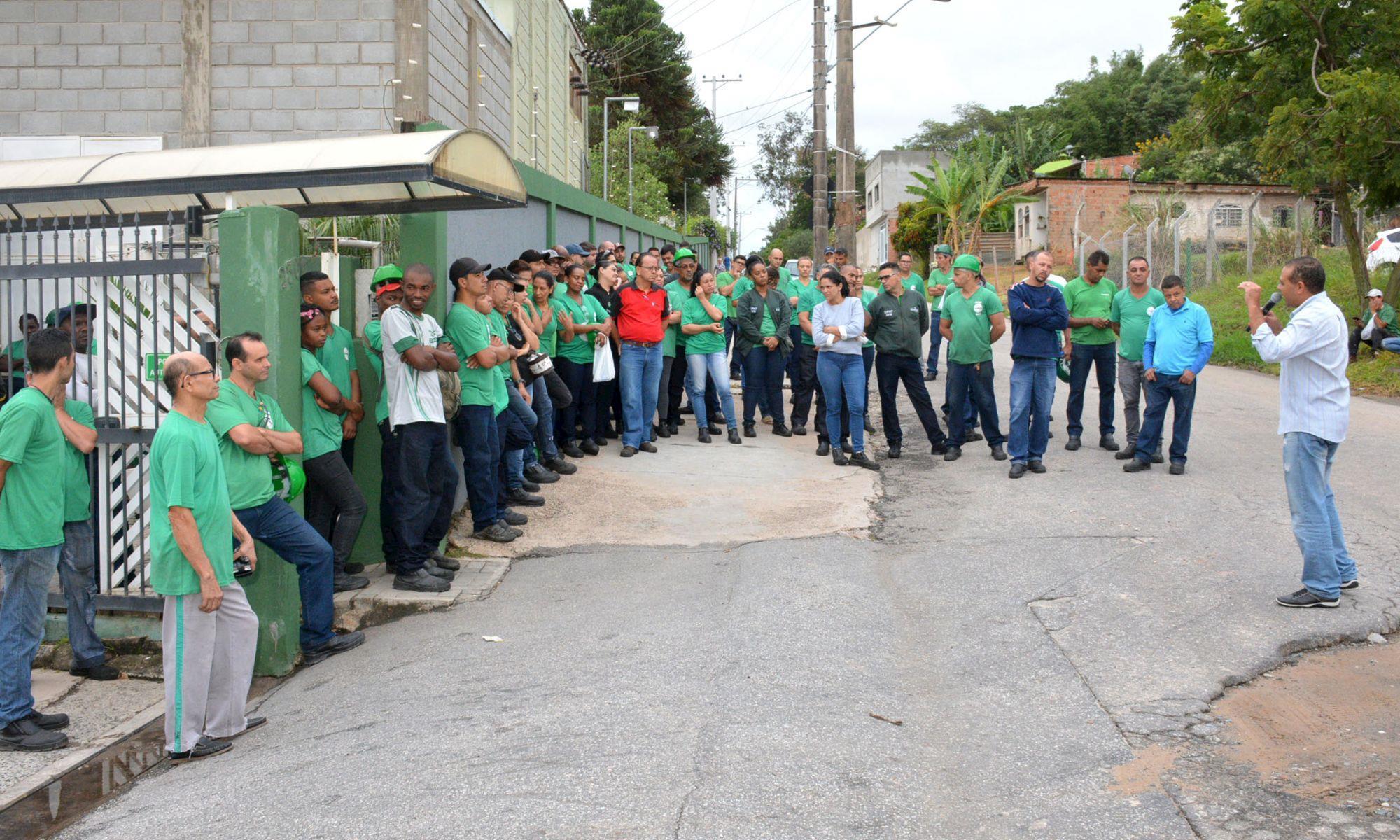 tamboré, sorocaba, assembleia, sindicato, verdinho, Foguinho/Imprensa SMetal