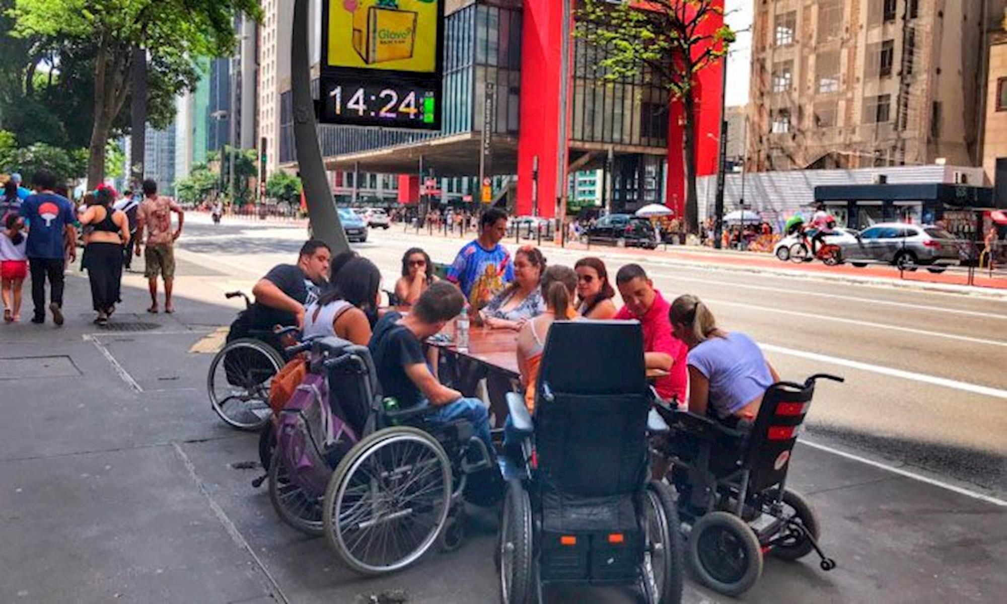 deficiente, paraplégico, aposentadoria,, ROBERTO PARIZOTTI