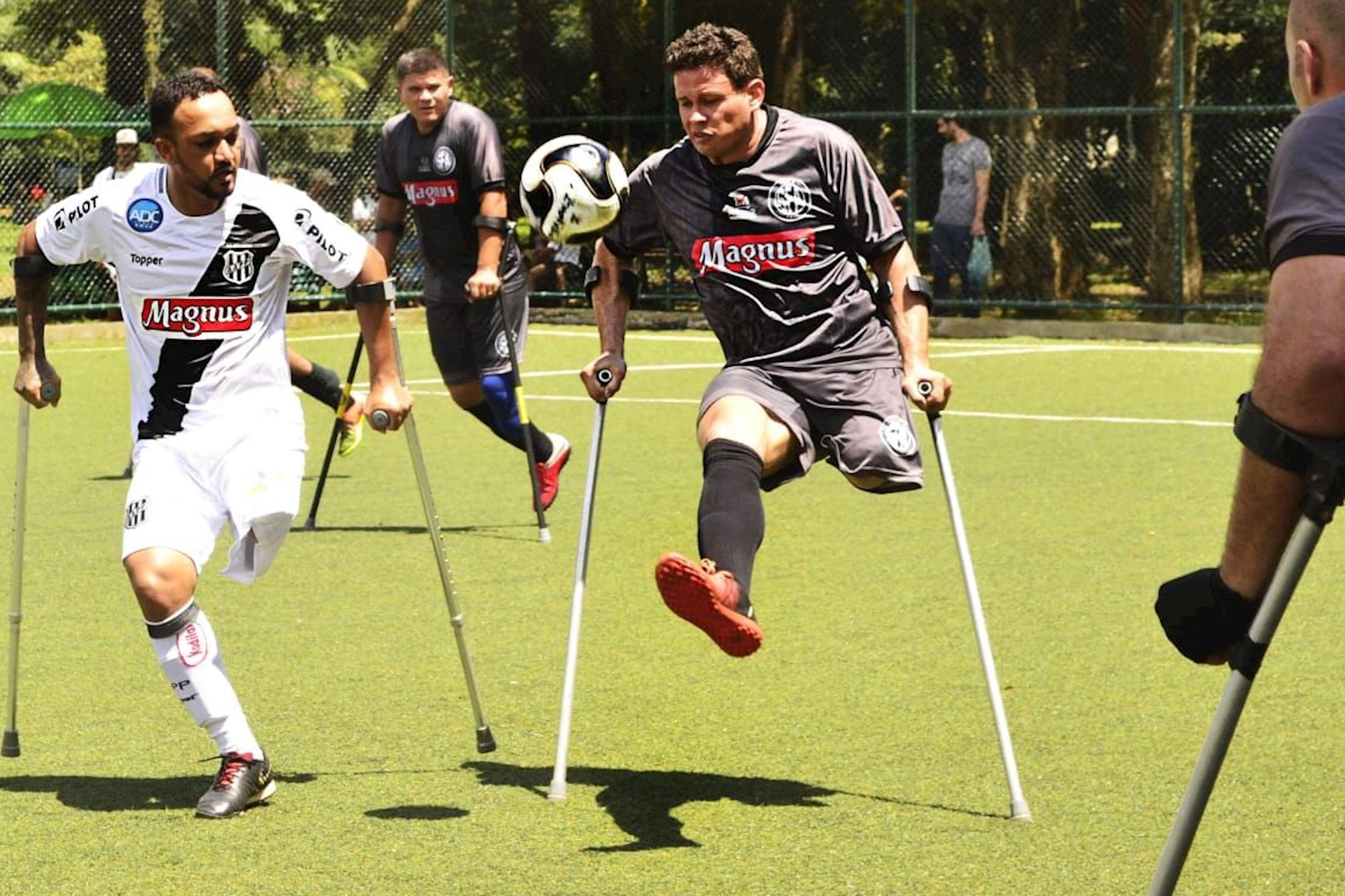 futebol, amputados, sorocaba, são paulo, Divulgação