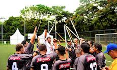 Sorocaba sedia Campeonato Paulista de Futebol de Amputados no próximo dia 30