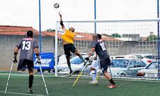 Time Sorocaba Futebol de Amputados empata com o São Paulo
