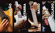 SOROCABA: Faça aula de instrumentos musicais no SMetal