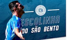 Escolinha de futebol E.C. São Bento será inaugurada em maio