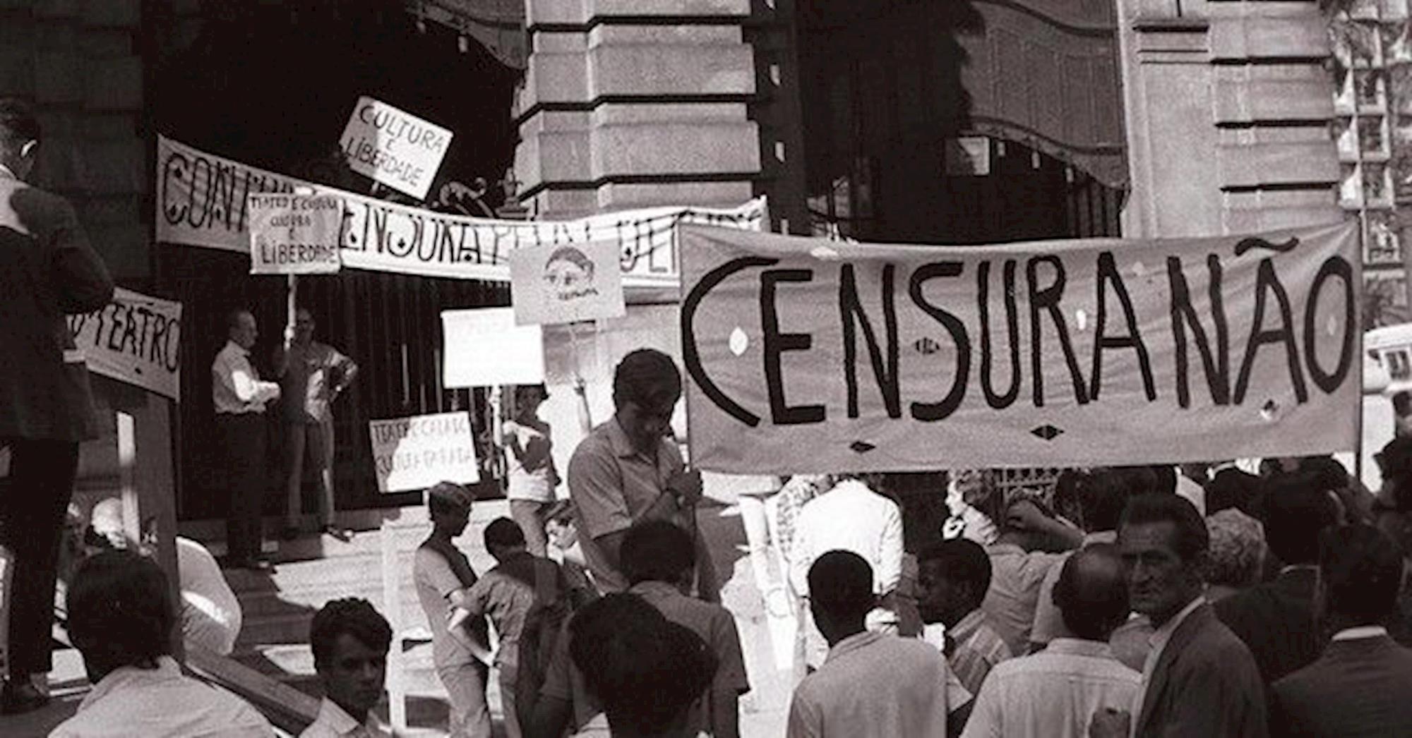 censura, governo, ditadura, Reprodução